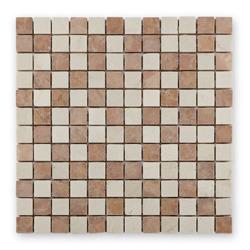 Bärwolf AM-0010 mozaika marmurowa 29,8 x 29,8 cm