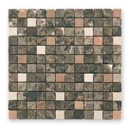 Bärwolf CM-7100 mozaika marmurowa CM-7100 30,5 x 30,5 cm