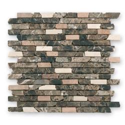 Bärwolf CM-7101 mozaika marmurowa 30,5 x 30,5 cm