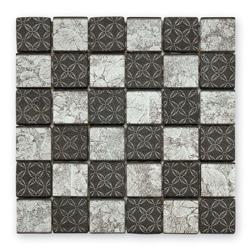 Bärwolf GL-2537 mozaika szklana / marmurowa 29,8 x 29,8 cm