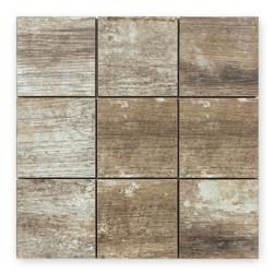 Bärwolf KEG-14030 mozaika gresowa, drewnopodobna 29,8 x 29,8 cm