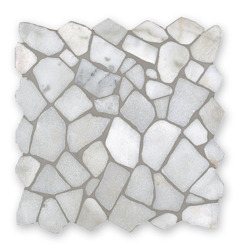 Bärwolf RM-0001 mozaika z marmuru łamanego 30 x 30 cm