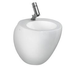 Laufen Alessi One - umywalka wisząca 46,5 x 42 cm z otworem