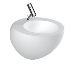 Laufen Alessi One - umywalka wisząca 52 cm bez otworu