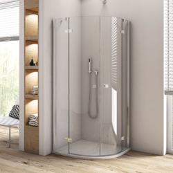 Sanswiss Annea ANR 100 x 100 cm kabina prysznicowa półokrągła