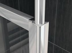 Sanswiss Eco-Line ścianka prysznicowa